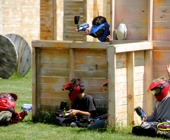 Paintball pour les juniors